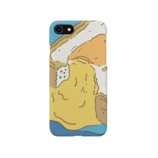 エッグトースト Smartphone cases