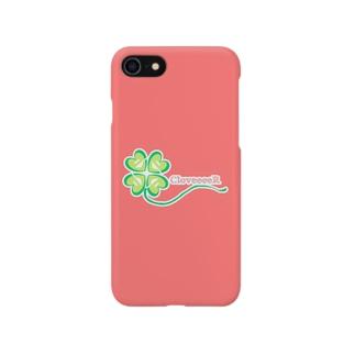CloveeeeR iPhoneケース Red Edition. Smartphone cases