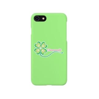 CloveeeeR iPhoneケース Green Edition. Smartphone cases