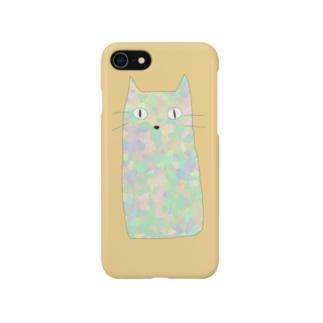 ぶさ猫 スマートフォンケース