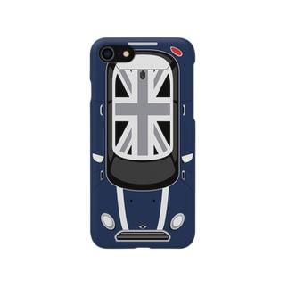 MIN-IPHONE CASE (F56-BLU) Smartphone cases