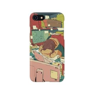 徹夜失敗 Smartphone cases