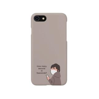 Tokiの名言スマホケース(ピンク) Smartphone cases