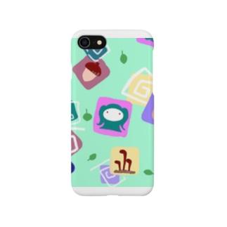 Montparlo モンパルロ MC・パーカー作 Smartphone cases