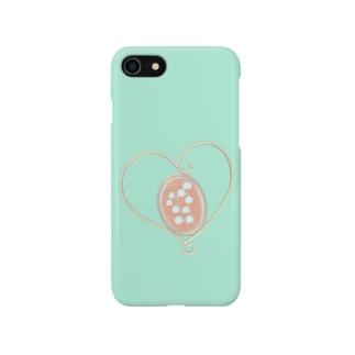 Cameo+鈴蘭 Smartphone cases