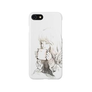 ナイトミルクケース Smartphone cases