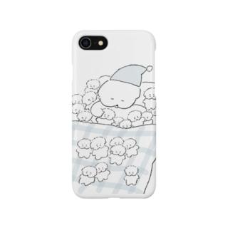 ワヌちゃんがいっぱい Smartphone cases