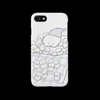 ワヌ山のワヌちゃんがいっぱい Smartphone cases