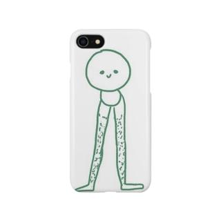 まぁ坊作品展 Smartphone cases