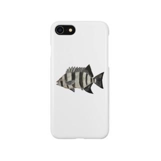 イシダイなのよっ😍 Smartphone Case