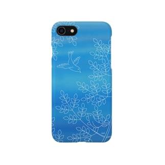 晒の森A Smartphone cases