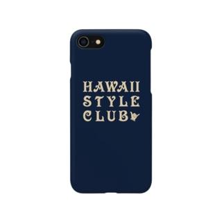 H.S.C. Square Smartphone cases