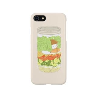 メイソンジャー Smartphone cases