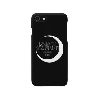 月と海・・・† Smartphone cases