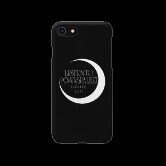 90年代V系インスパイアグッズの月と海・・・† Smartphone cases