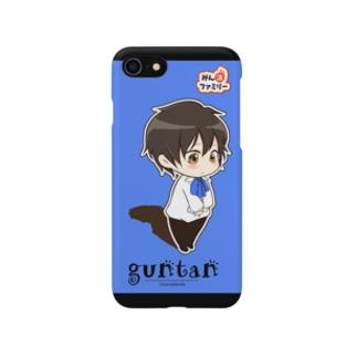 ぐんたん★アニメ風スマホケース Smartphone cases