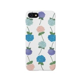 紫陽花の庭。 Smartphone Case