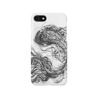 魚ケース(7/7plus) Smartphone cases