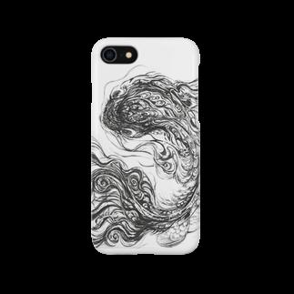 SAWAHATAnoSUZURIの魚ケース(7/7plus) Smartphone cases