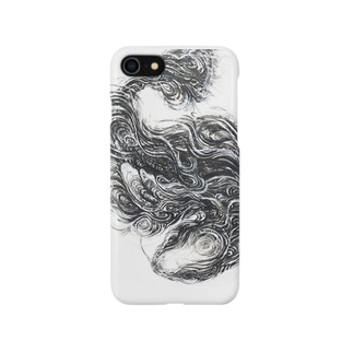 魚ケース2(7/7plus) Smartphone cases