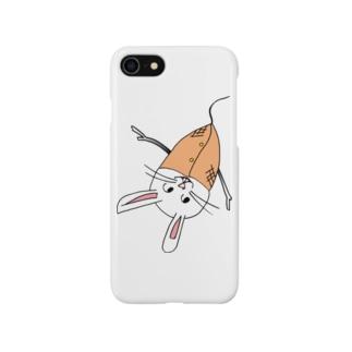 さかさうさぎ Smartphone cases