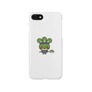 粉ドリ君 Smartphone cases