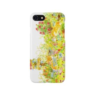 【花畑cogie's】iPhone_wide Smartphone cases
