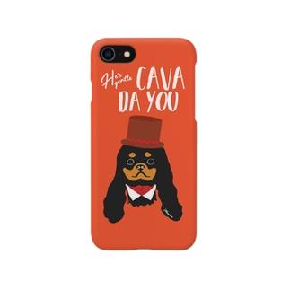 He's gentle CAVA DA YOU Smartphone cases