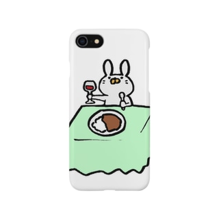 カレーウサギ スマートフォンケース