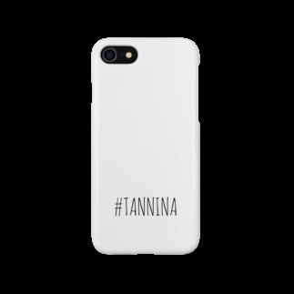 Tanninaの#TANNINAスマートフォンケース