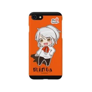 みん汰★アニメ風スマホケース Smartphone cases