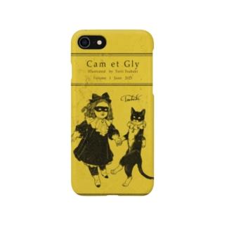 キャムちゃんグリちゃん Smartphone cases