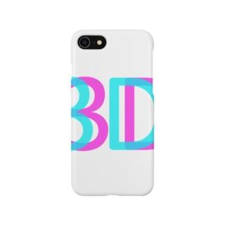 ザ・3D Smartphone cases