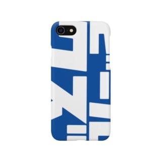 奥津マリリさんビールクズTアンバサダー就任記念iPhoneケース Smartphone cases