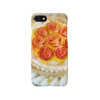 スィーツ薔薇 Smartphone cases