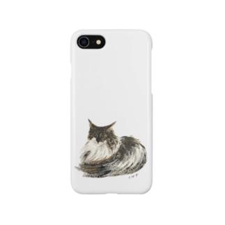 ミシェルくん Smartphone cases
