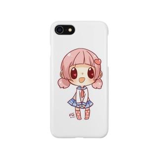 ひとみ ちゃん Smartphone cases