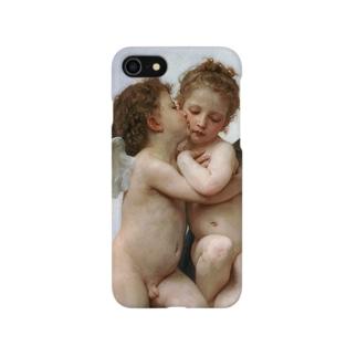 ブグロー『 ファースト・キス 』 Smartphone cases