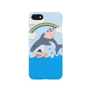 minidamの夏の一幕 Smartphone Case
