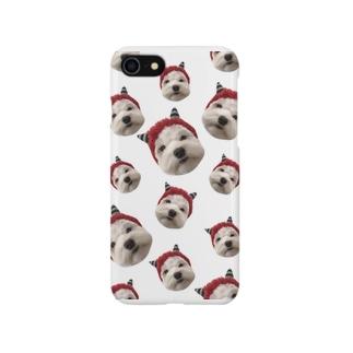 赤鬼いくら Smartphone cases