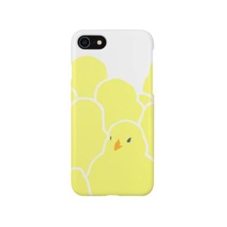 ひよこさん Smartphone cases