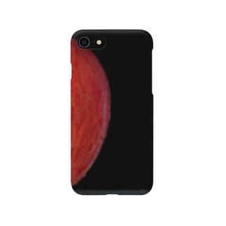 リンゴと花 Smartphone cases