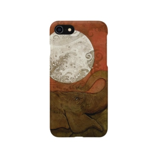 moon and Elephant Smartphone cases