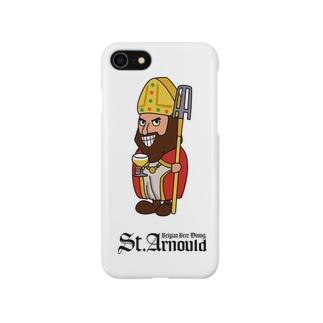 サンタルヌー Smartphone cases