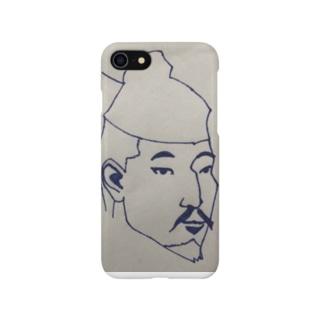 小野妹子 Smartphone cases