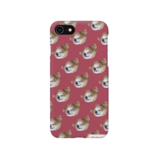 チワオのiPhoneケース Smartphone cases