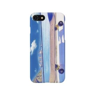 iPhone7カバー・スケボーsummer仕様‼️ Smartphone cases