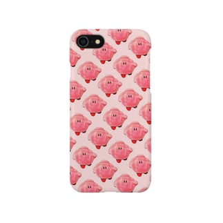 _officialkumaケース Smartphone cases