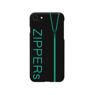 ZIPPERs NEON-LB Smartphone cases