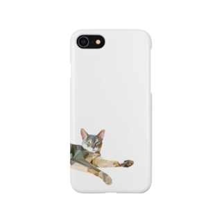 お手玉RUNA Smartphone cases